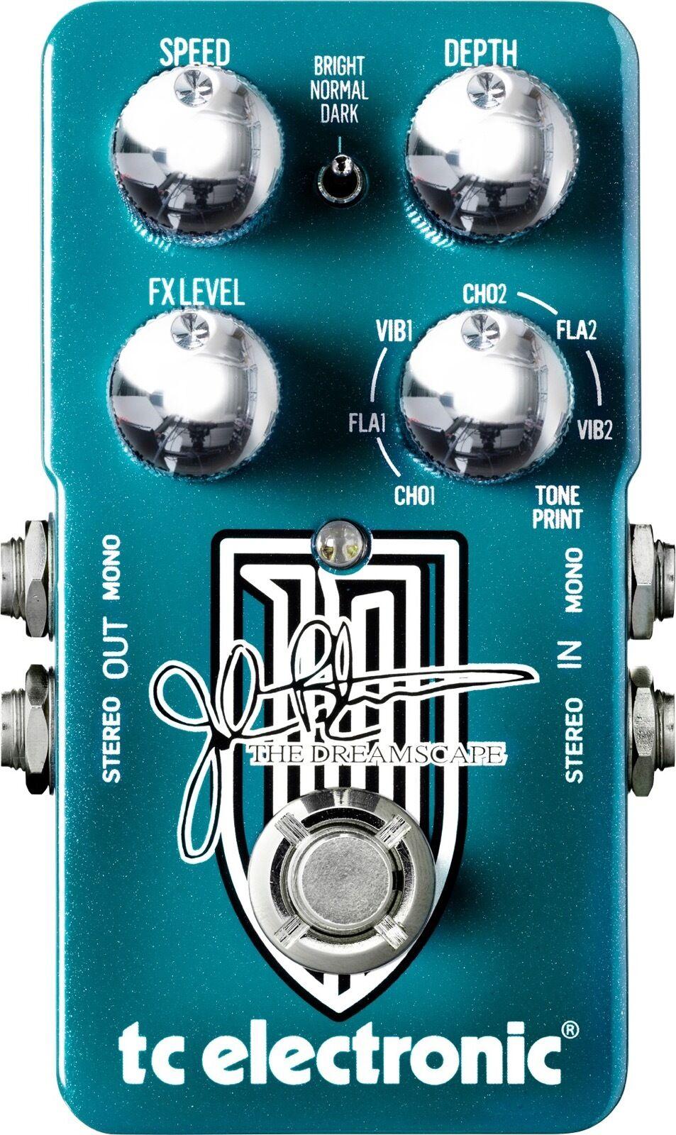 TC Electronic John Petrucci Dreamscape Guitar Pedal - Ships FREE U.S.