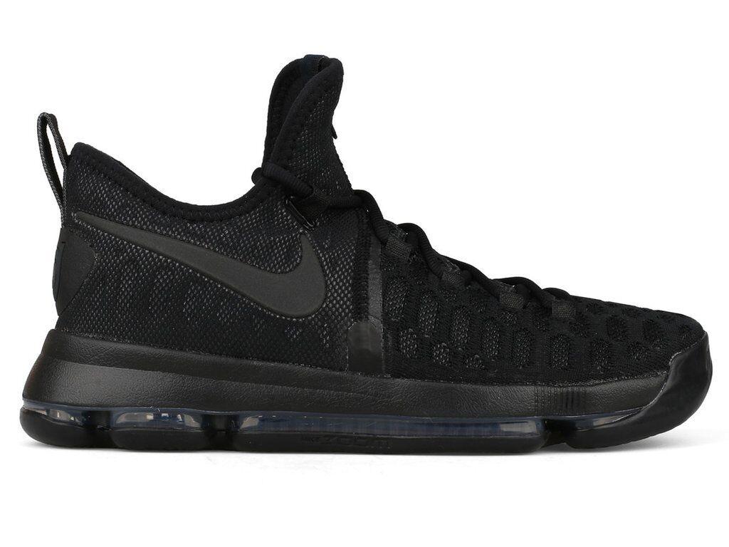 Nike zoom kd 9 alle schwarzen raum aus schwarzout kevin durant aus raum - 843392-001 sz. 43bb0a