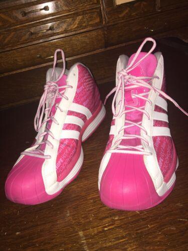 Rare o Basketball Whith Adidas Shoes Pink Tama Logal 17 Pro Us Hope White Model qBf6w1O