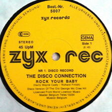 "12"" Maxi The Disco Connection Rock Your Baby 80`s ZYX Italo Music"
