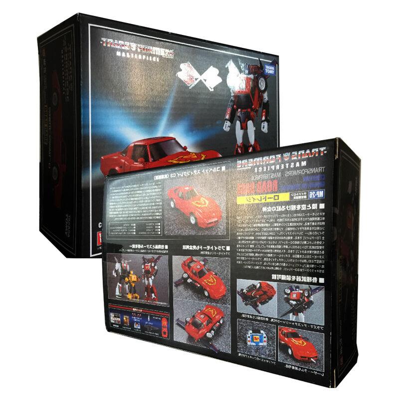 Takara Transformers Masterpiece MP-26 Road Rage Corvette Stingrau C3 Kid Kid Kid Car Toy 2f3ceb