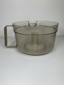 Vintage GE Food Processor D3FP1B Replacement Mixing Bowl