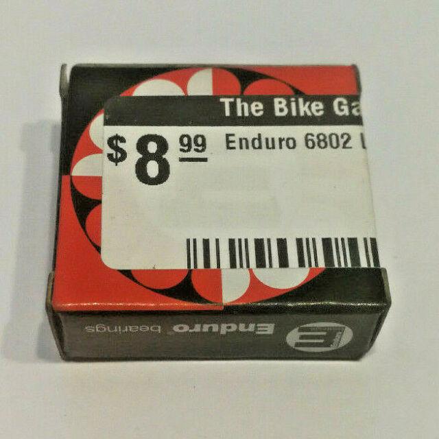 Enduro bearing 6802 LLB C-3 15X24X5mm RETAIL PACK