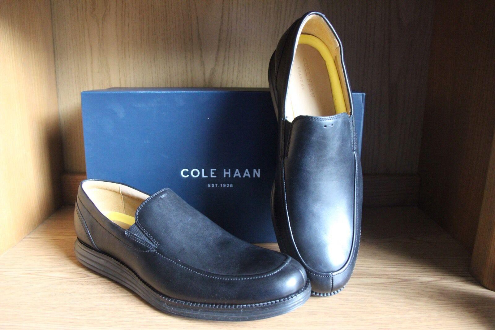 Cole Haan Original Grand Venetian Black Loafer Black Venetian Shoe Men Size 11.5  C20742 bc5281