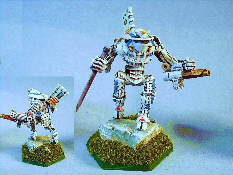 marcas de moda Battletech Pintado D. A. A. A. rokurokubi battlemech Cg  Los mejores precios y los estilos más frescos.