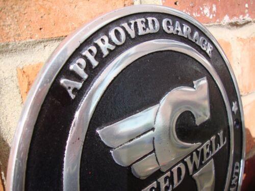 El aclaramiento Verónica señal Fundición De Aluminio VW BRM Mini Judson Porsche VAC027