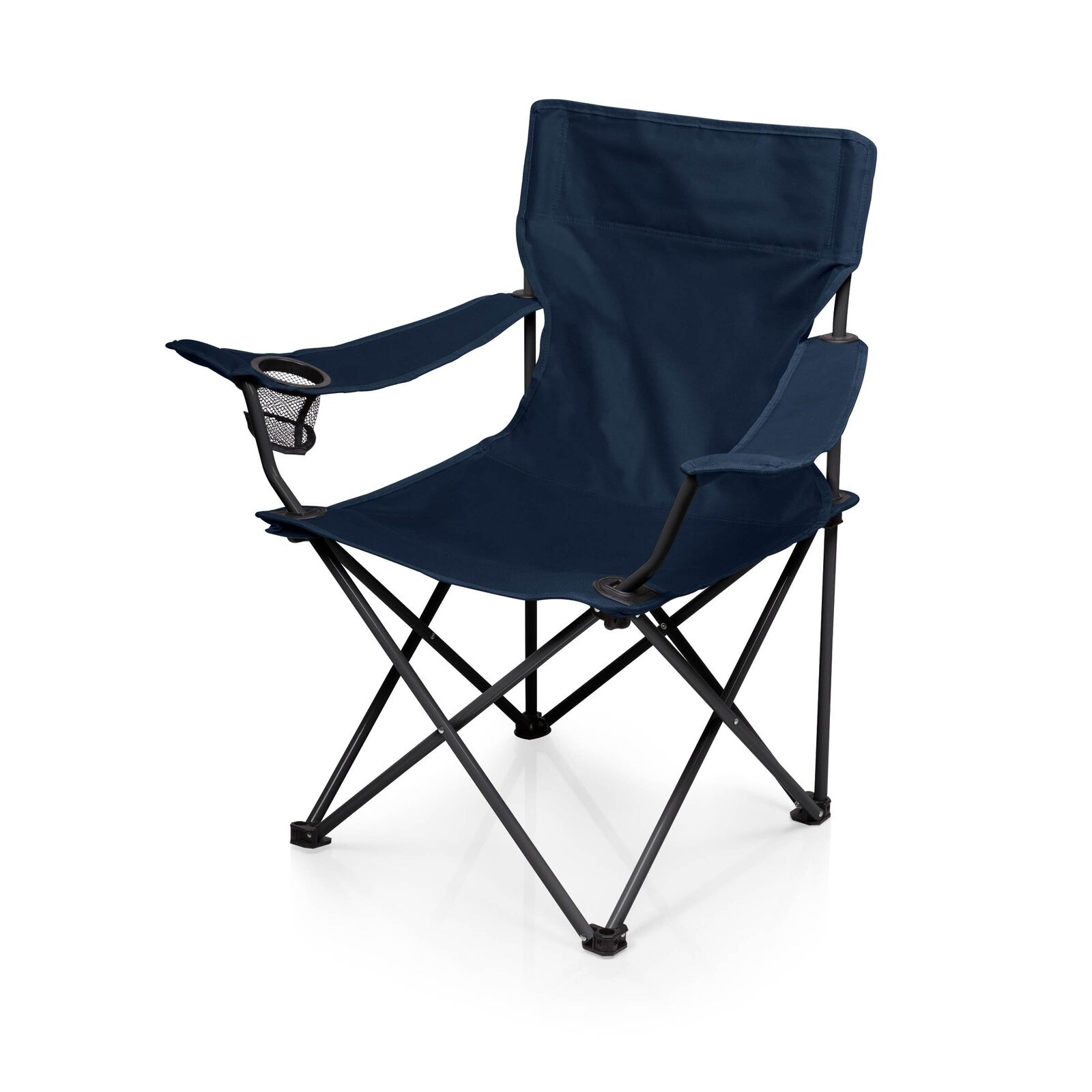 Picnic  Time PTZ Portable Folding Camp Chair, Navy  online shopping