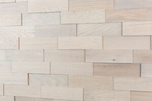 Legno rivestimento muro quercia arctic wodewa parete decorazione