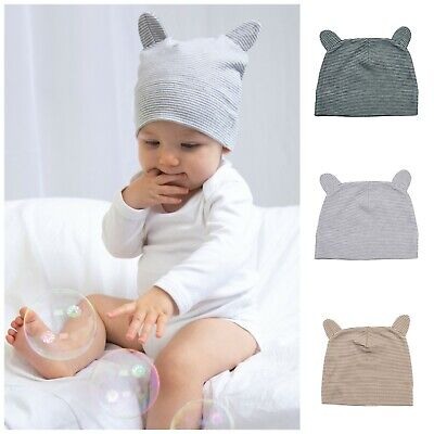 Baby Beanie Boy Girl Hat Cute Cap Hat with Ears