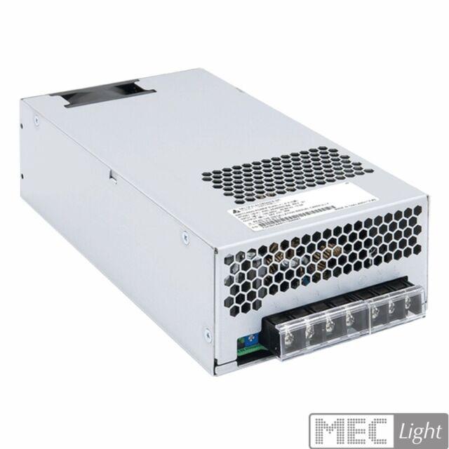 Asamblea Fuente Alimentación Transformador LED 24V / Dc - 600W-25A (