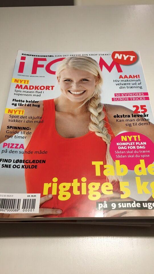 I FORM 1/2011-14/2011, Bonnier Publications, år 2011