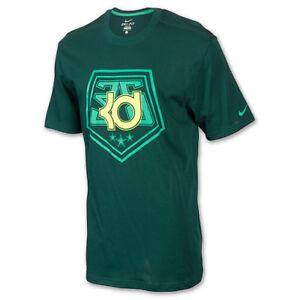Camiseta Hombres Atomic Durant Nike Teal grande Dri fit Dark Performance Kevin Crest rarxwq8A