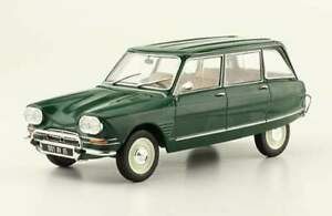 Citroen-Ami-6-Break-Club-1968-1-24-Neuf-voiture-miniature-collection-car-auto