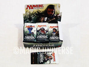 Battle-for-Zendikar-BFZ-Booster-Box-Repack-Magic-36-Opened-MTG-Packs-in-Box