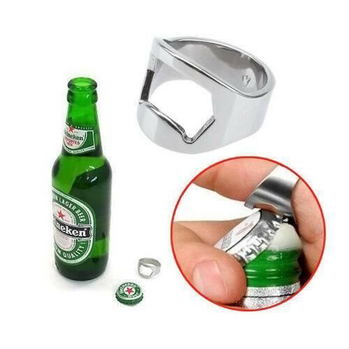 Kronkorken Öffner Bier Pistole Flaschenöffner mit Schussfunktion Bottle Cap Gun