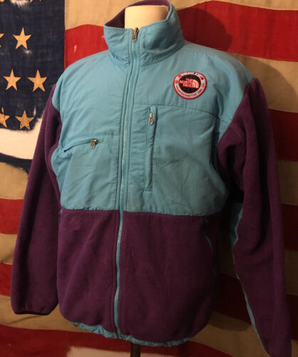 VINTAGE 90's THE NORTH FACE 1991 TRANS ANTARCTICA