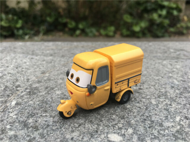 Mattel Disney Pixar Cars 1:55 Sal Machiani Metal Toy Car New Loose