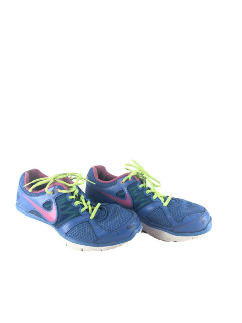 Running Shoes SNEAKERS Blue Pink