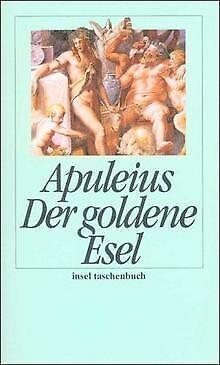 Der goldene Esel (insel taschenbuch) von Apuleius   Buch   Zustand gut