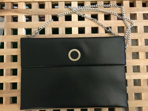 Hand Design Matte Close Shoulder Bag Magnet New Sale Clutch Black Whistles Z4qBvv