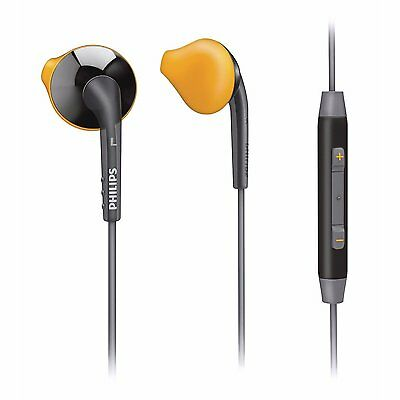 Philips SHQ1007 Sweatproof in-ear Headset with Volume Control Mic for iOS