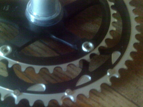 NOS CAMPAGNOLO VELOCE UT 10 SPEED 39//53 CHAINSET