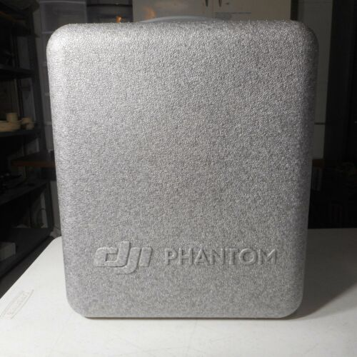 DJI Phantom 4 Advanced Drone OEM Protective Storage Styrofoam Case//Box