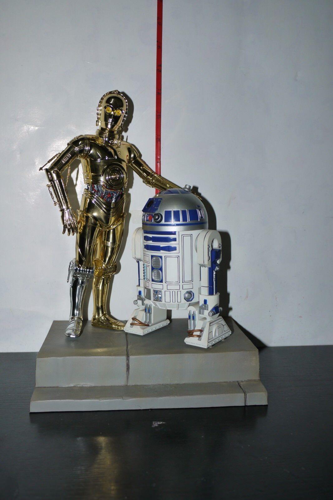 KOTOBUKIYA stjärnornas krig C -3PO {65533;65533; R2 -D2 EP4 ver konstFX 1  7 skala VINIL STATUE låda