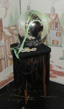 BYERS CHOICE Halloween Table with Crystal Ball and Tarot Cards*