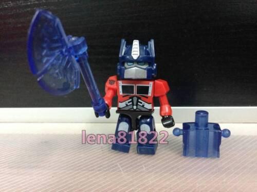C TRANSFORMERS Kre-O Mini Kreon Micro series 2 Optimus Prime with axe BRAND NEW