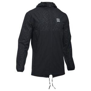 Under-Armour-Sportstyle-Fishtail-Jacket-Herren-Jacke-Wetterjacke-1299147-001