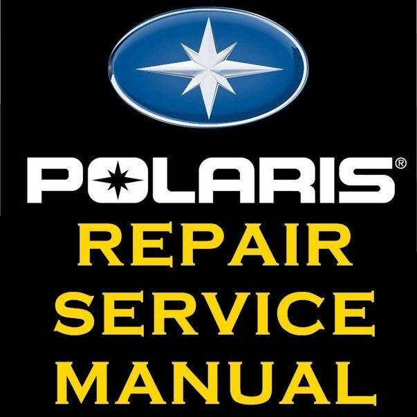 Polaris Sportsman 400 500 1996 1997 1998 1999 REPAIR ...