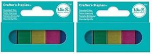 We-R-Memory-Keepers-Crafter-039-s-Colored-Staples-Standard-Size-3000-ct-5-Colors