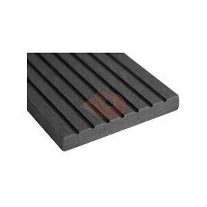 Wpc Terrassendielen Abschlussleisten 10mm X 80mm Farben Grau Braun