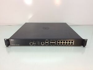 Dell-Sonicwall-NSA-4600-HA-High-Availability-Security-Firewall-Transfer-Ready