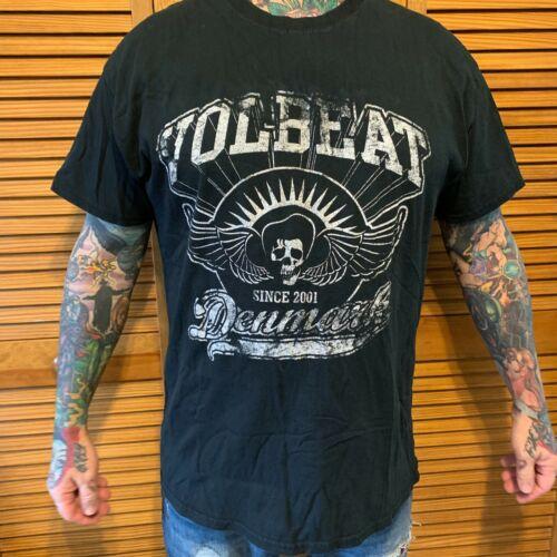 VOLBEAT Denmark Band Shirt Unisex T Shirt