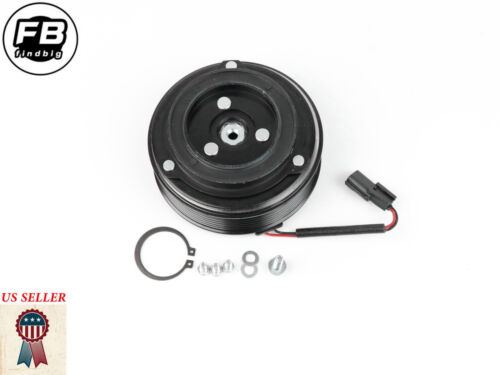 NEW A//C AC Compressor Clutch Coil Kit for Murano 2009-2013 3.5L Engine US