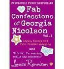 Fab Confessions Of Georgia Nicolson 1 and 2: Angus, Thongs and Full-Frontal Snogging / It's Ok, I'm Wearing Really Big Knickers by Louise Rennison (Paperback, 2010)