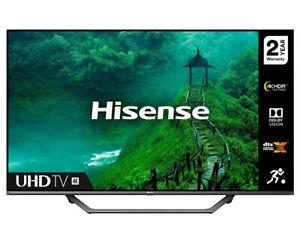 "Hisense 50AE7400F 50"" 4K Ultra HD HDR Smart TV with Alexa"