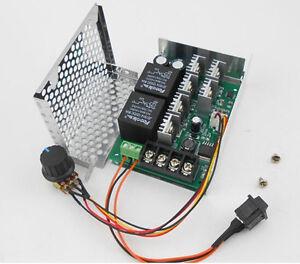 Universal Dc 10v 50v Motor Variable Speed Controller