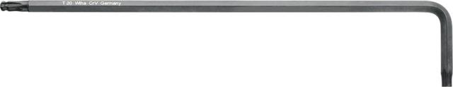 Winkelschraubendr. phosp.T15 Kugelk. lang Wiha E/D/E Logistik-Cente
