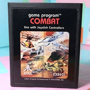Combat (Atari 2600, 1978)