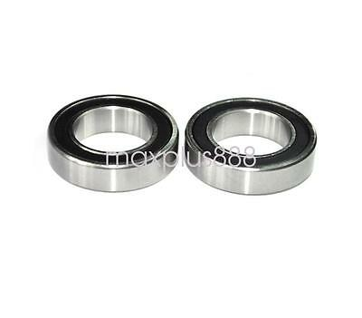 """4PCS 1//2/"""" x 1 1//8/"""" x 5//16/"""" inch Sealed Deep Groove Radial Ball Bearing R8-2RS"""