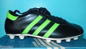 Detalles de cHAUSSURES DE FOOT Soccer shoes ADIDAS BRASIL Vintage