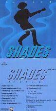 """J.J. Cale """"Shades"""" Sechstes Werk! Von 1981! Mit """"Cloud Day""""! Nagelneue CD!"""