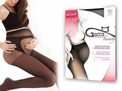 GATTA BODY PROTECT Schwangerschaftsstrumpfhose Umstandsstrumpfhose 20/40 DEN