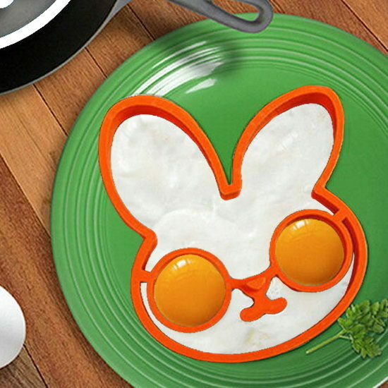 Silicone Rabbit Breakfast Fried Egg Mold Pancake Egg Ring Shaper Cooking Tool