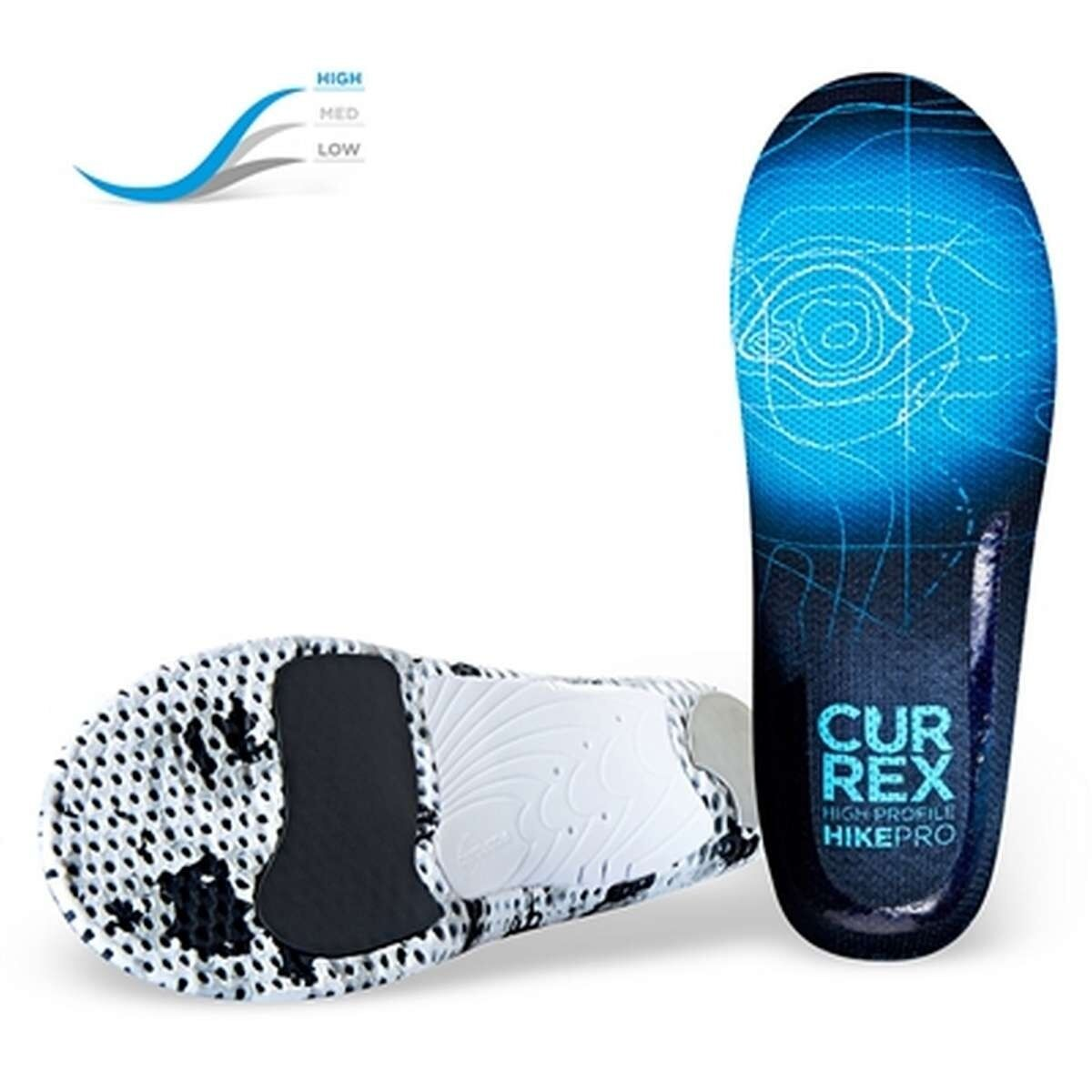 CurrexSole HikePro High Arch  - supportive walking insoles