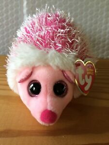 9815ed3cd58 Ty Beanie Baby Mrs Prickly the Hedgehog (2015 Release) MWMT Free ...