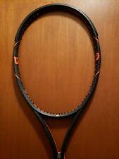"Wilson Burn FST 99 S Raquette De Tennis Grip 4 1//8/"" 1 Derniers!"